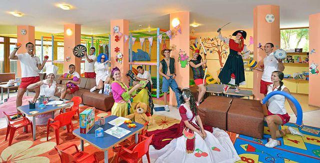 Сол Несебър Бей Хотел - За децата