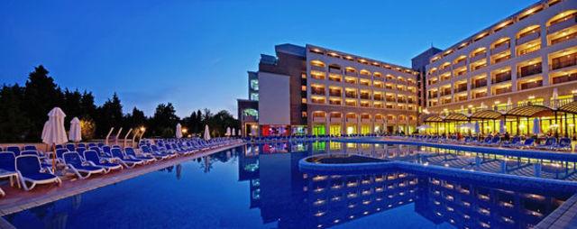 Sol Nessebar Bay Hotel - DBL room sea view